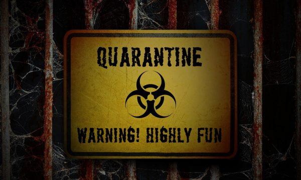 Quarantine - online escape room