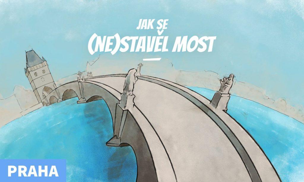 Jak se (ne)stavěl most - Šifrovačka Praha