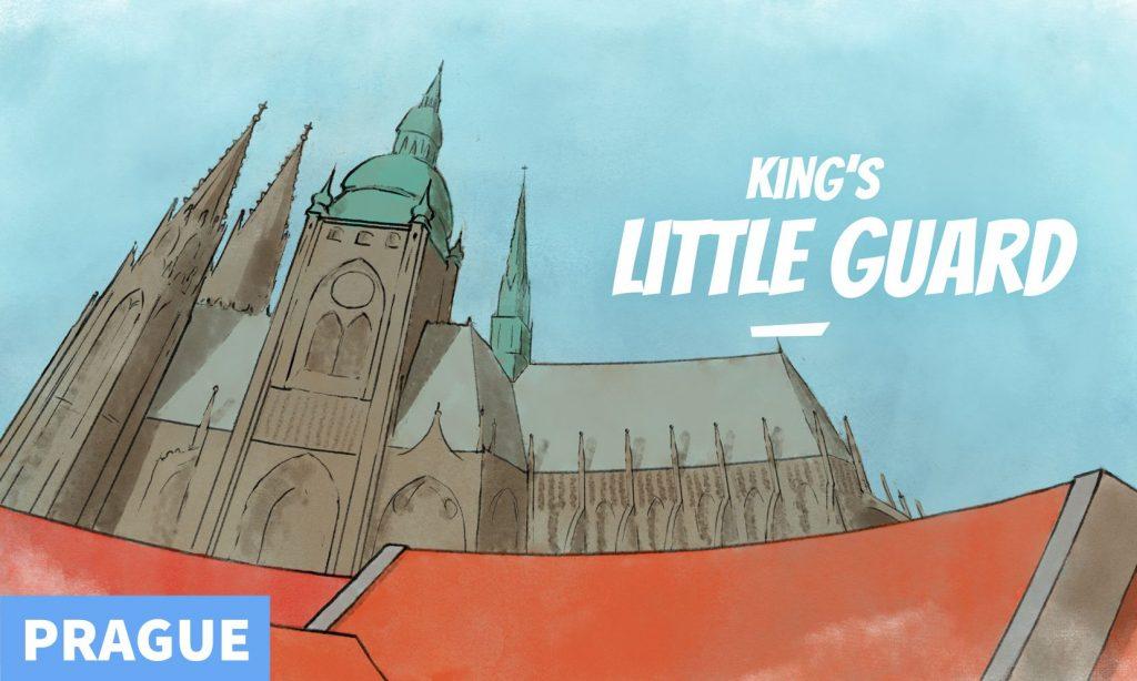 Kings little guard - Puzzle hunt Prague