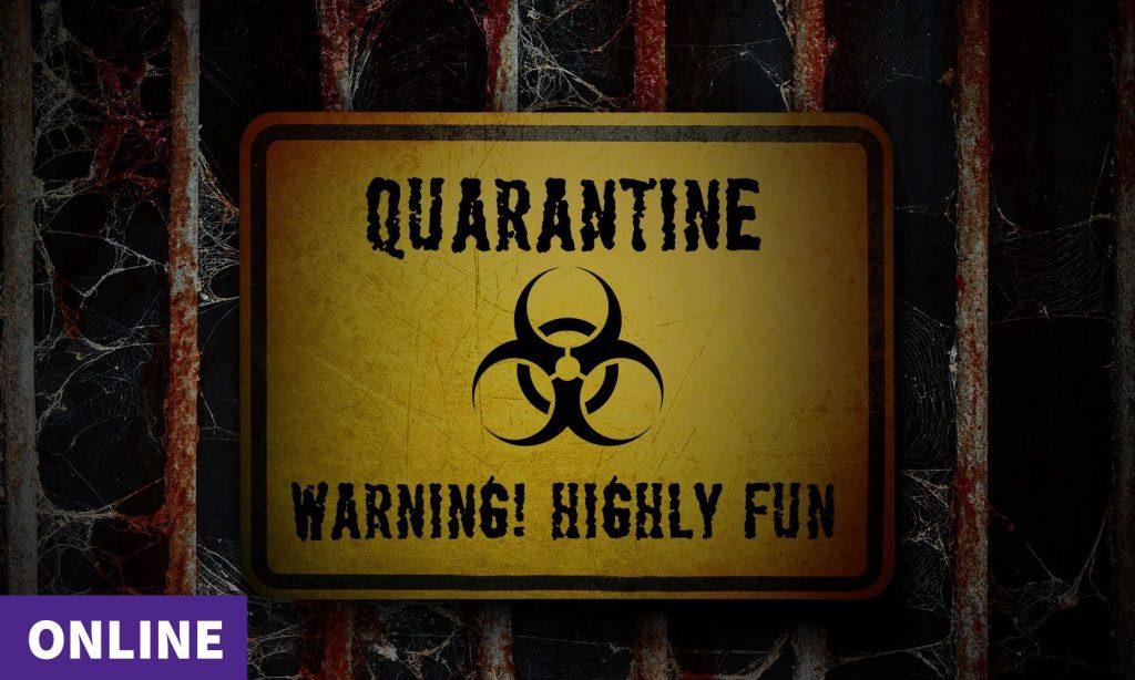 Qurantine - Online puzzle hunt