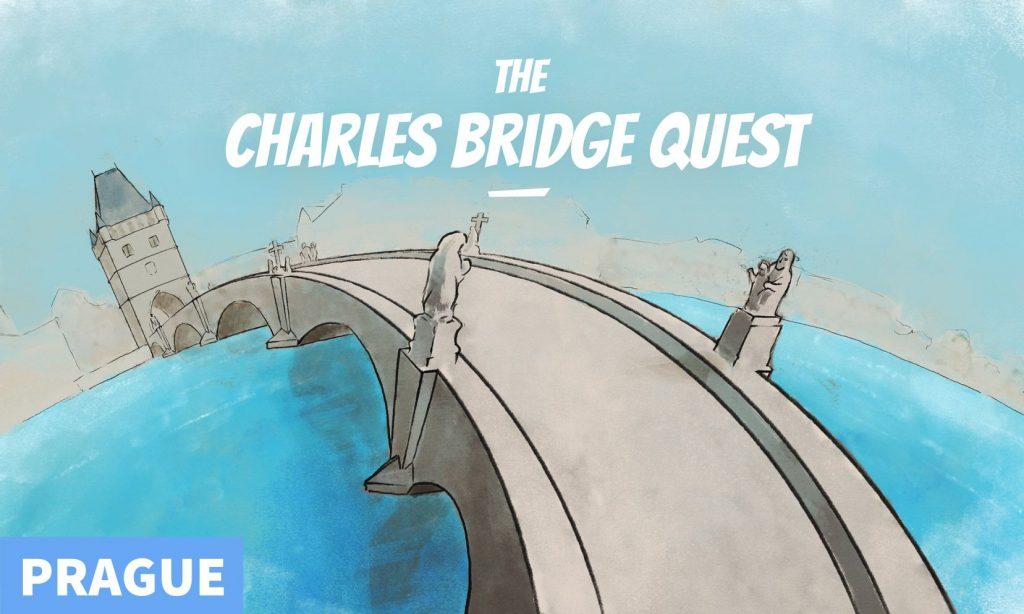 The Charles bridge quest - Puzzle hunt Prague