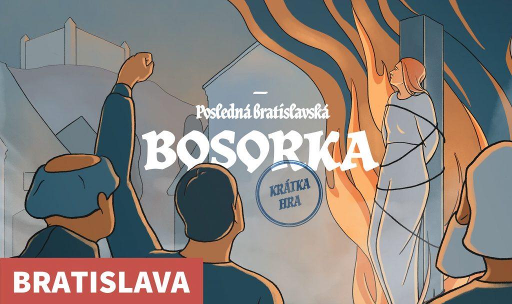 Posledná bratislavská bosorka - šifrovacia hra krátka