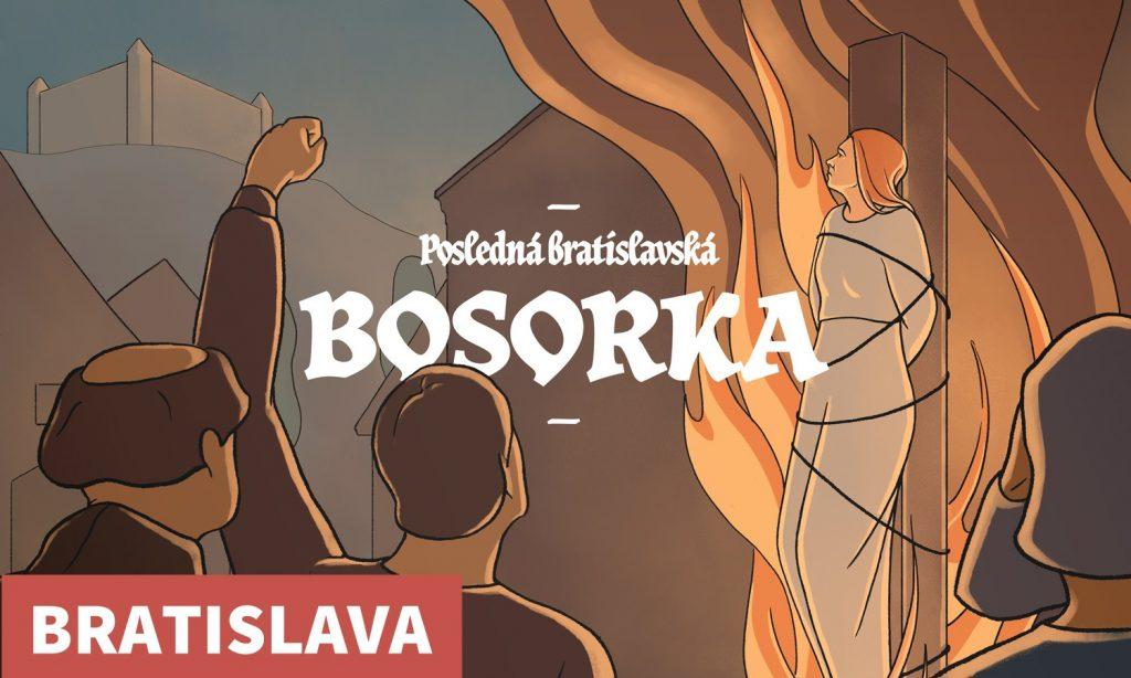 Posledná bratislavská bosorka - šifrovacia hra